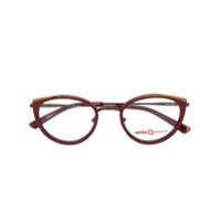 Etnia Barcelona Armação De Óculos 'lyss' - Vermelho