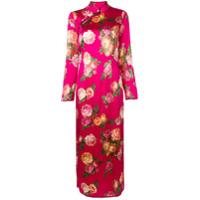 F.r.s For Restless Sleepers Vestido Estampado - Rosa