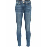Frame Calça Jeans Skinny 'le High' - Azul