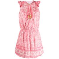Alicia Bell Vestido Lola Floral - Rosa