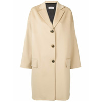 Alberto Biani Trench Coat - Neutro