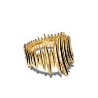 Shaun Leane Anel Quill Com Voltas - Gold