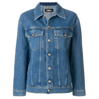Jeremy Scott Jaqueta Jeans 'viva' - Azul