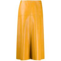 Stella Mccartney Saia Clássica - Amarelo