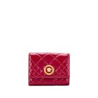Versace Carteira Medusa - Vermelho