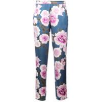 Fleur Du Mal Calça De Pijama Floral - Estampado