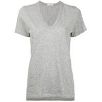 Rag & Bone V-Neck T-Shirt - Cinza