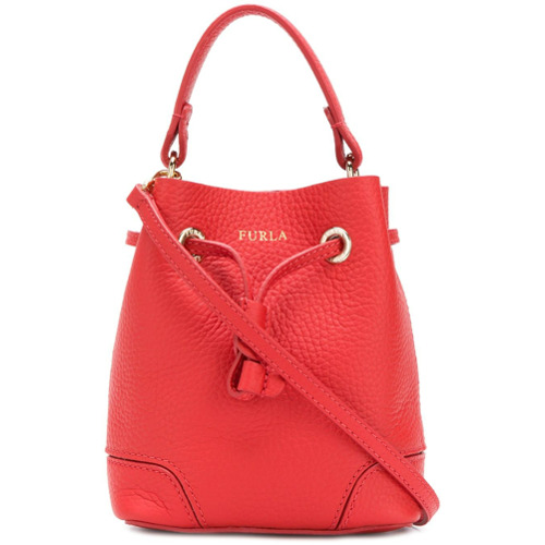 Imagem de Furla Bolsa saco 'Stacy' - Vermelho