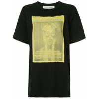 Tu Es Mon Trésor Camiseta 'le Conscience Big' - Preto