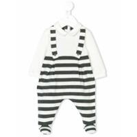 Il Gufo Pijama listrado - Branco
