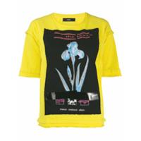 Diesel Camiseta T-Jacky-G - Amarelo
