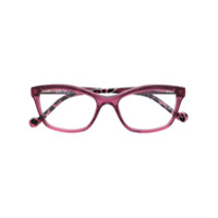 Liu Jo Óculos De Sol Quadrado - Rosa