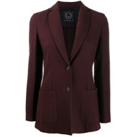 T Jacket Blazer - Vermelho