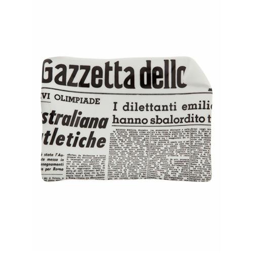 Fornasetti Prato La Gazzetta dello Sport - Cinza