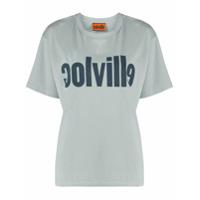 Colville Camiseta Com Estampa De Logo - Cinza