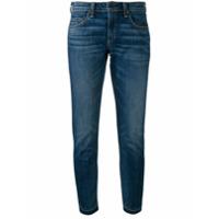 Rag & Bone Calça Jeans Cropped 'dre' - Azul