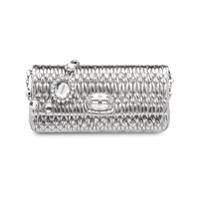 Miu Miu Iconic Crystal Bag - Metálico
