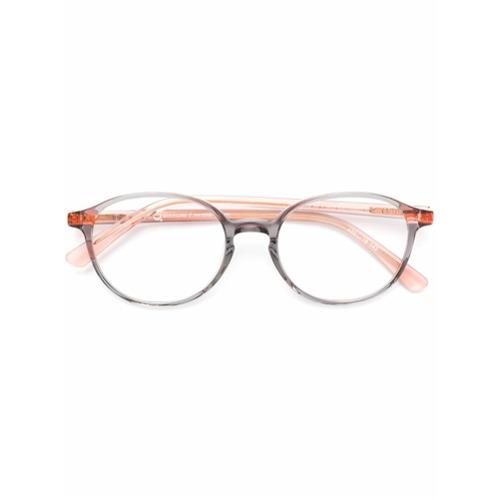 5ae52e6e77e8d Imagem de Etnia Barcelona Armação de óculos redondo  Anvers  - Rosa