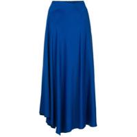 Joseph Saia Midi Com Pregas - Azul
