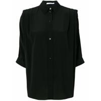 Givenchy Camisa De Seda - Preto