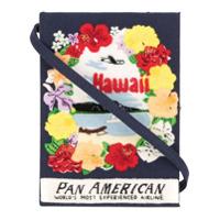 Olympia Le-Tan Clutch 'hawaii' - Azul