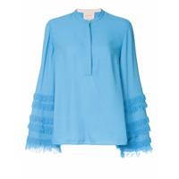 Roksanda Blusa 'abeni' - Azul