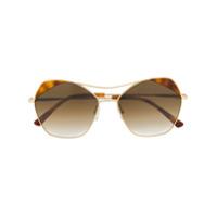Etnia Barcelona Óculos De Sol - Dourado