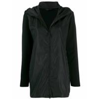 Canada Goose Zipped Hooded Jacket - Preto