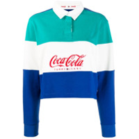 Tommy Jeans Suéter Tommy X Coca Cola - Azul