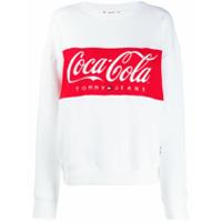 Tommy Jeans Suéter 'tommy Jeans X Coca Cola' - Branco
