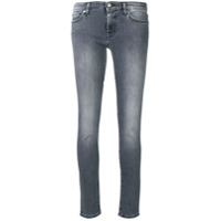 7 For All Mankind Calça Jeans Skinny - Cinza