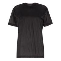 Eytys Smith Nylon T-Shirt - Preto