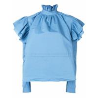 Melampo Elisabeth Shirt - Azul