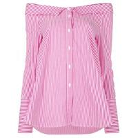 Jovonna Camisa Ombro A Ombro - Rosa