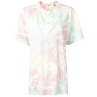 Stella Mccartney Camiseta Com Estampa Tie-Dye - Azul