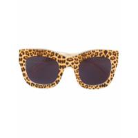 Illesteva Óculos De Sol 'hamilton' - Neutro