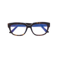Marni Eyewear Armação De Óculos Quadrada - Marrom