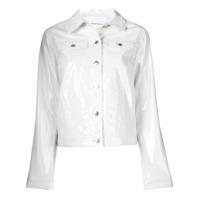 Calvin Klein Jeans Jaqueta Com Botões - Branco