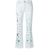 Stella Mccartney Calça Jeans 'stars' - Azul