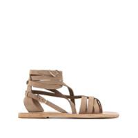 Ancient Greek Sandals Sandália Satira - Marrom