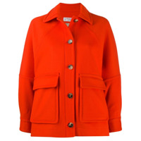 Alberto Biani Button-Up Jacket - Vermelho