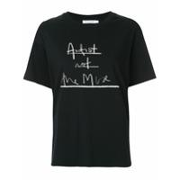 Nobody Denim Camiseta Artist - Preto