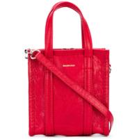 Balenciaga Bolsa Tote 'bazar Shopper Xxs' - Vermelho
