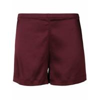 La Perla Reward Pyjama Shorts - Vermelho