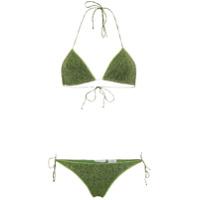 Oseree Biquíni 'lumière' - Green