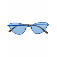 Stella Mccartney Óculos De Sol Gatinho - Azul