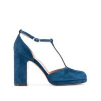 L'autre Chose Sapato Com Tiras Em T - Azul
