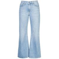 Eve Denim Calça Jeans Bootcut - Azul
