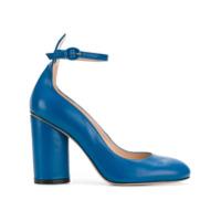 Stuart Weitzman Sapato 'pasadena' De Couro - Azul