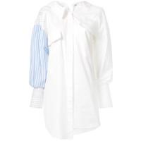 Ground Zero Asymmetric Shirt - Branco